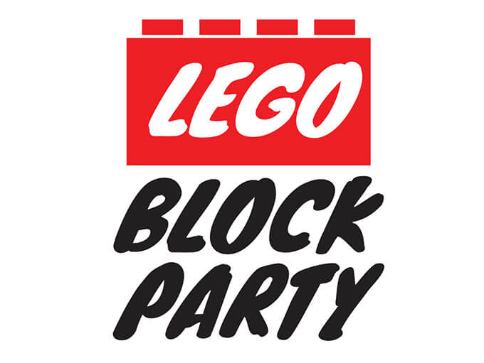 Block Party Lego Club at White City Regional Library