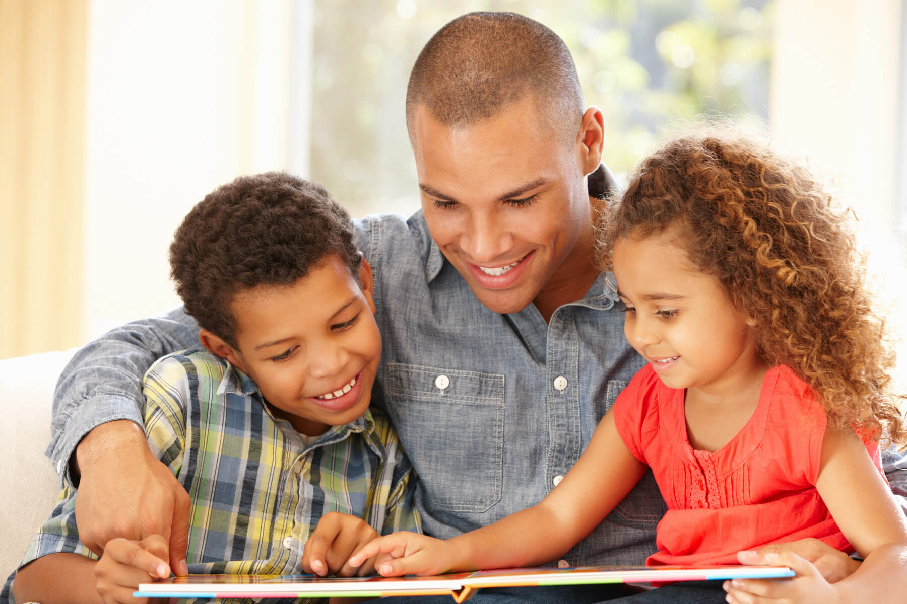 Library: Family Literacy Session 3