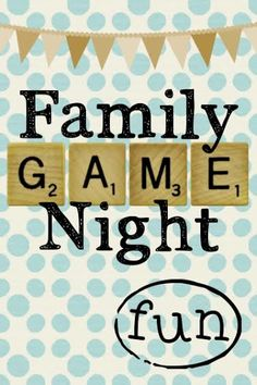 Library:Family Game Night
