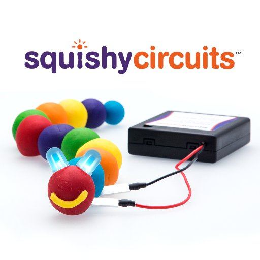 Squishy Circuits at White City Regional Library