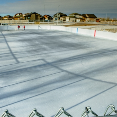 Outdoor Rink (Double K Recreation Facility)