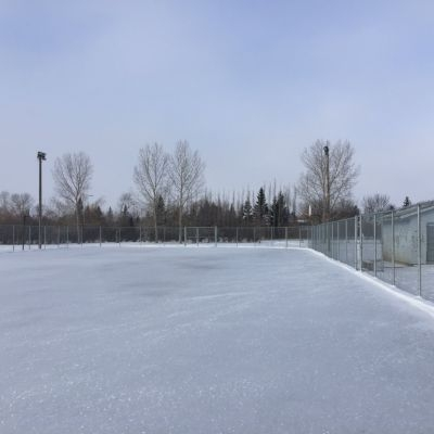 Outdoor Rink (Ecole White City Sports Field)