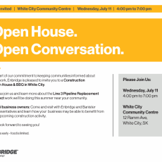 Enbridge Open House