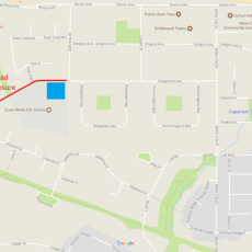 Kingsmere Avenue Road Closure