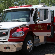 White City Fire Department Open House