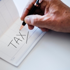 Reminder: Taxes (and Utilities) due July 31, 2018