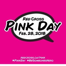 Red Cross Pink Day