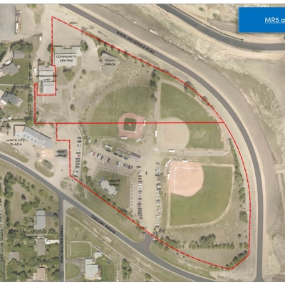 Baseball Diamond Location Project - May 24, 2018