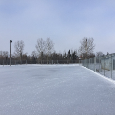 Ecole White City School Rink