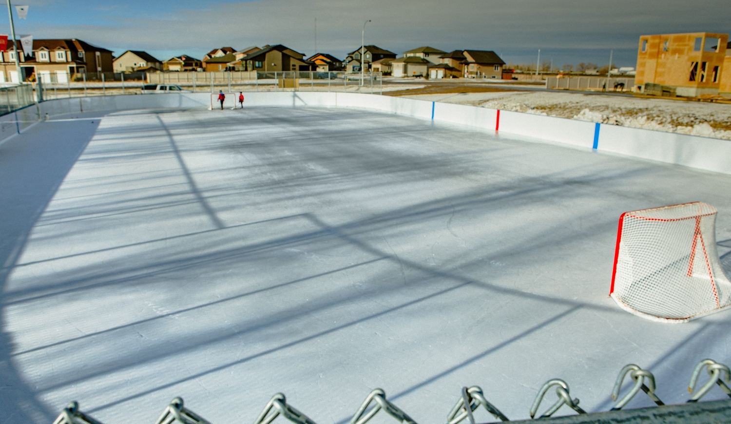 Double K Outdoor Rink Open for the Season