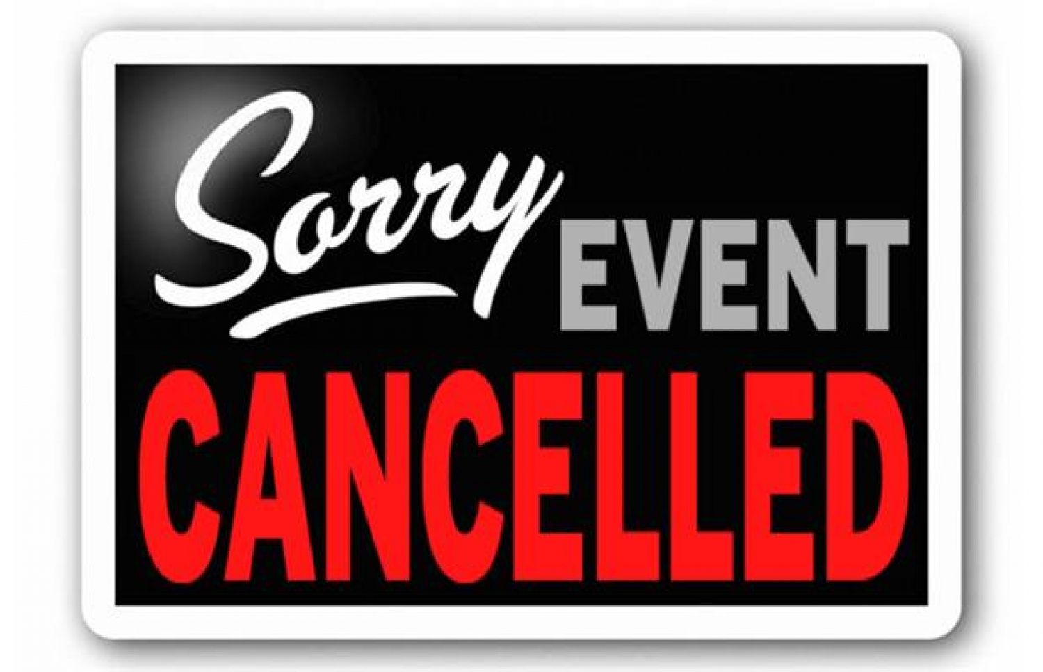 Forever ... In Motion Cancelled Thursday January 11th 2018