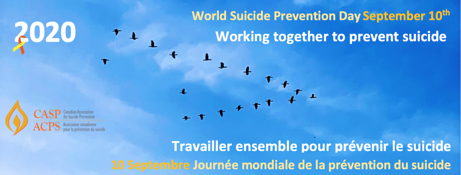 International Suicide Prevention Day