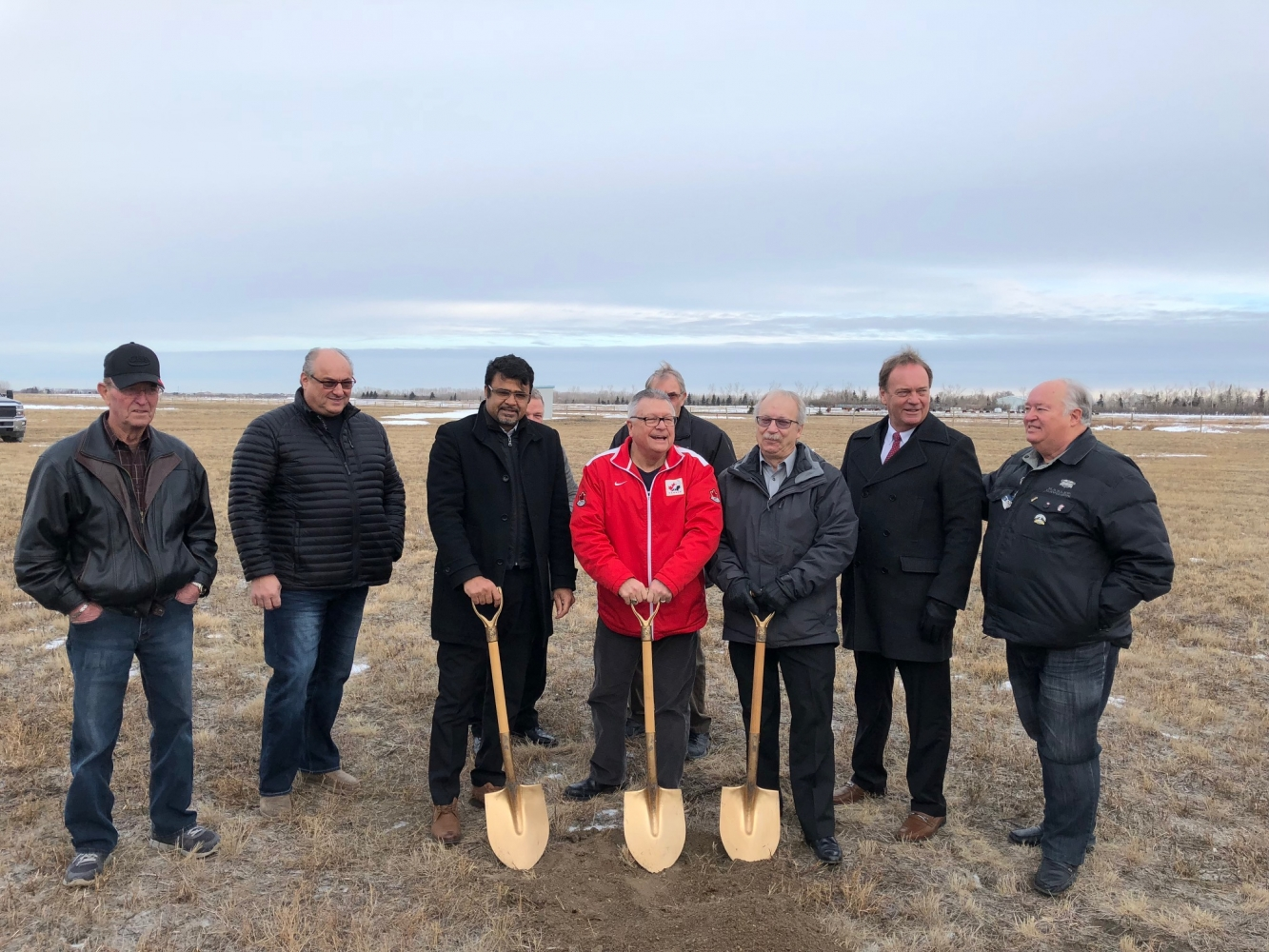 New White City-Emerald Park Wastewater Facility Construction Moving Forward