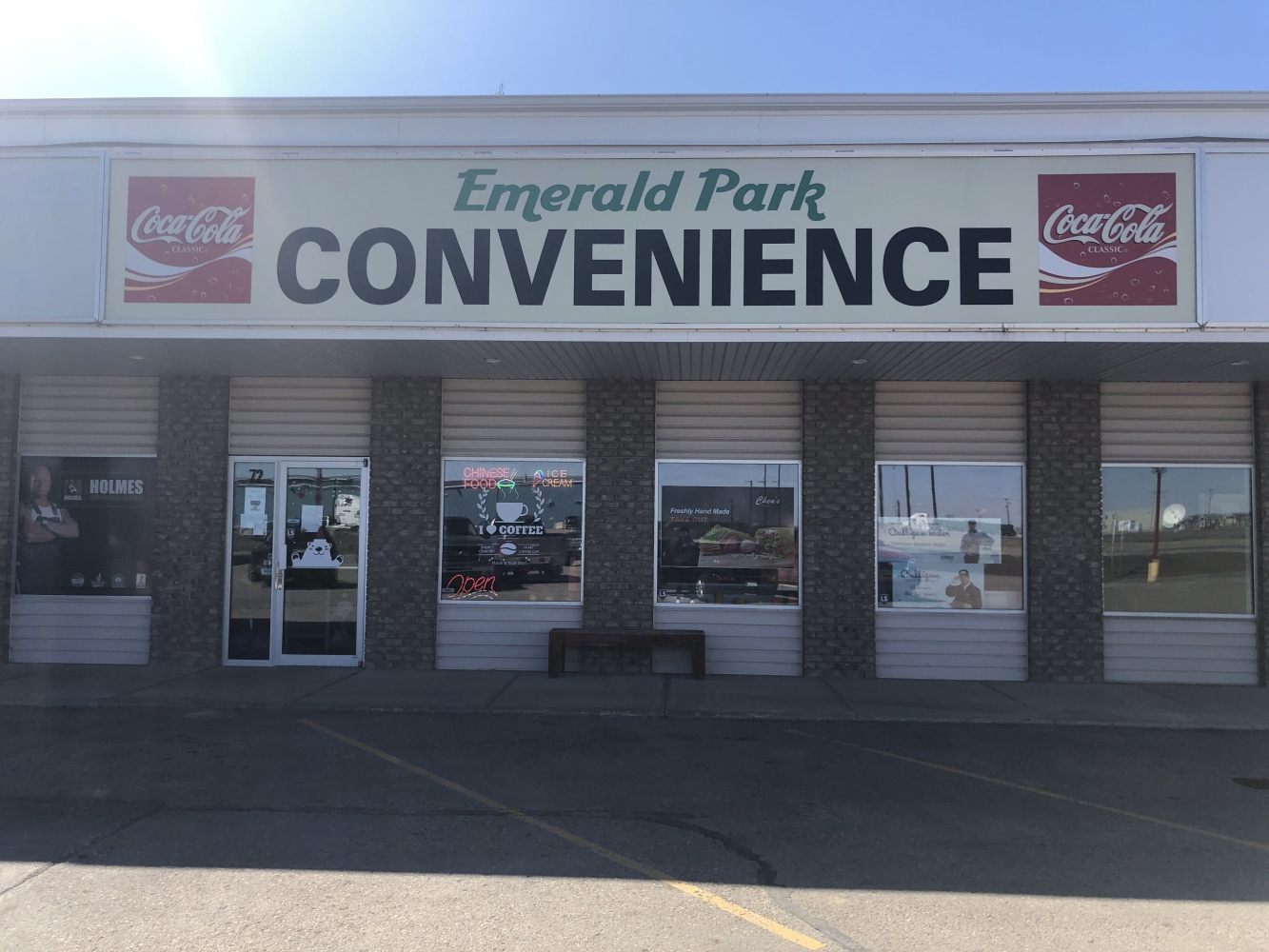 Support Local Businesses: Emerald Mart