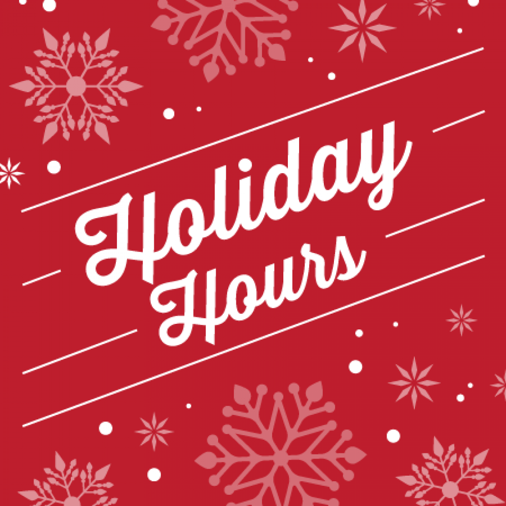 White City Town Office Holiday Hours