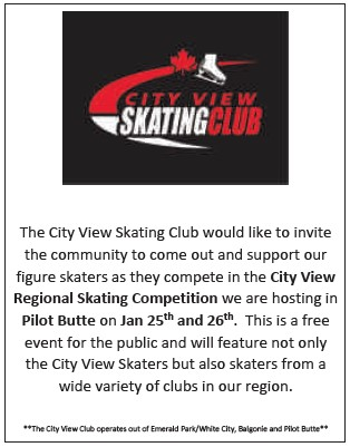 City View Regional Skating Competition