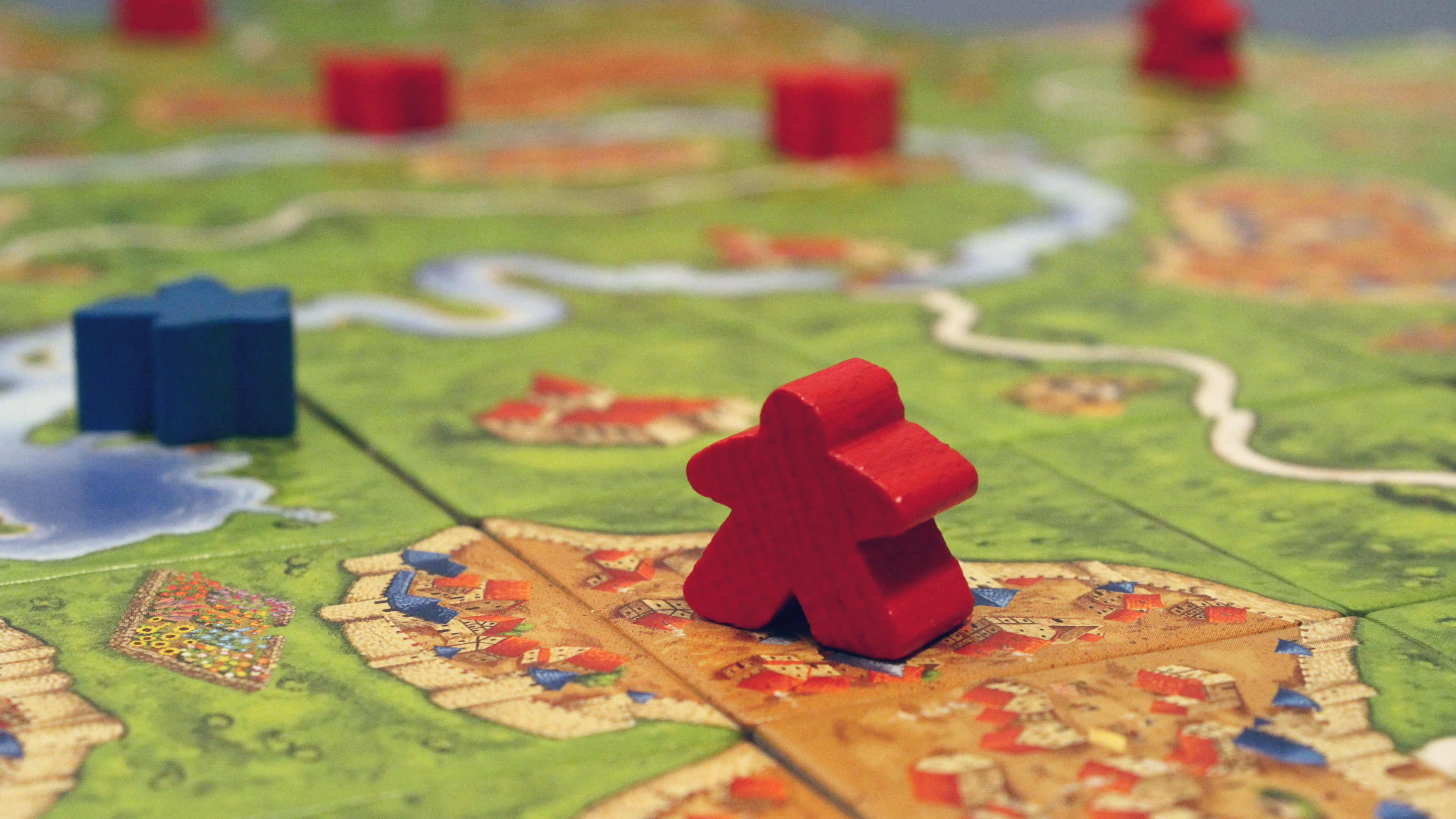Library: Board Games (all ages)