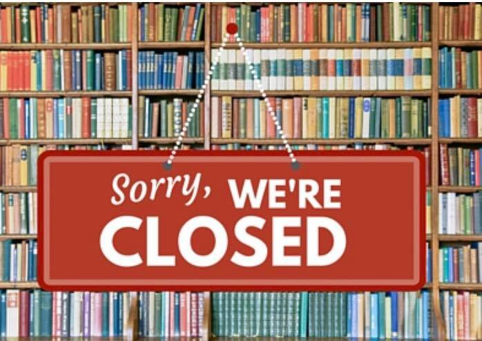 Library: Closed for Family Day
