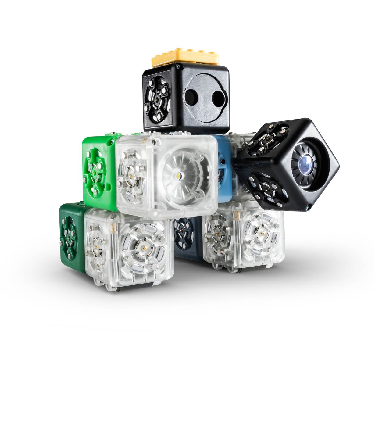 Library: Cubelets Makerspace