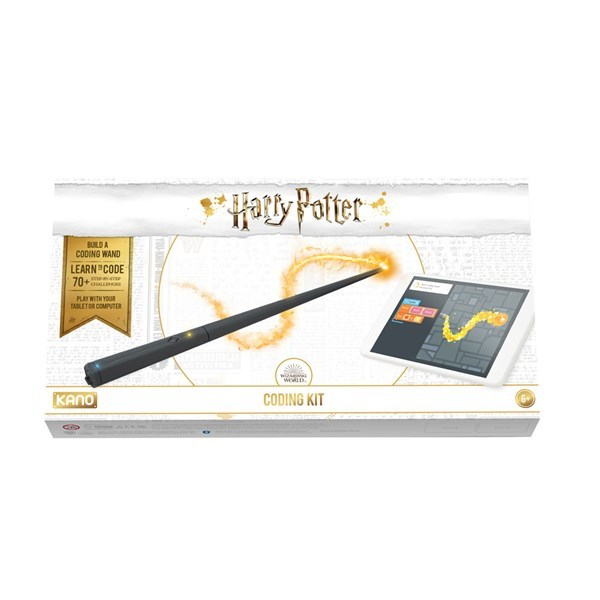 Library: Harry Potter Coding Wand