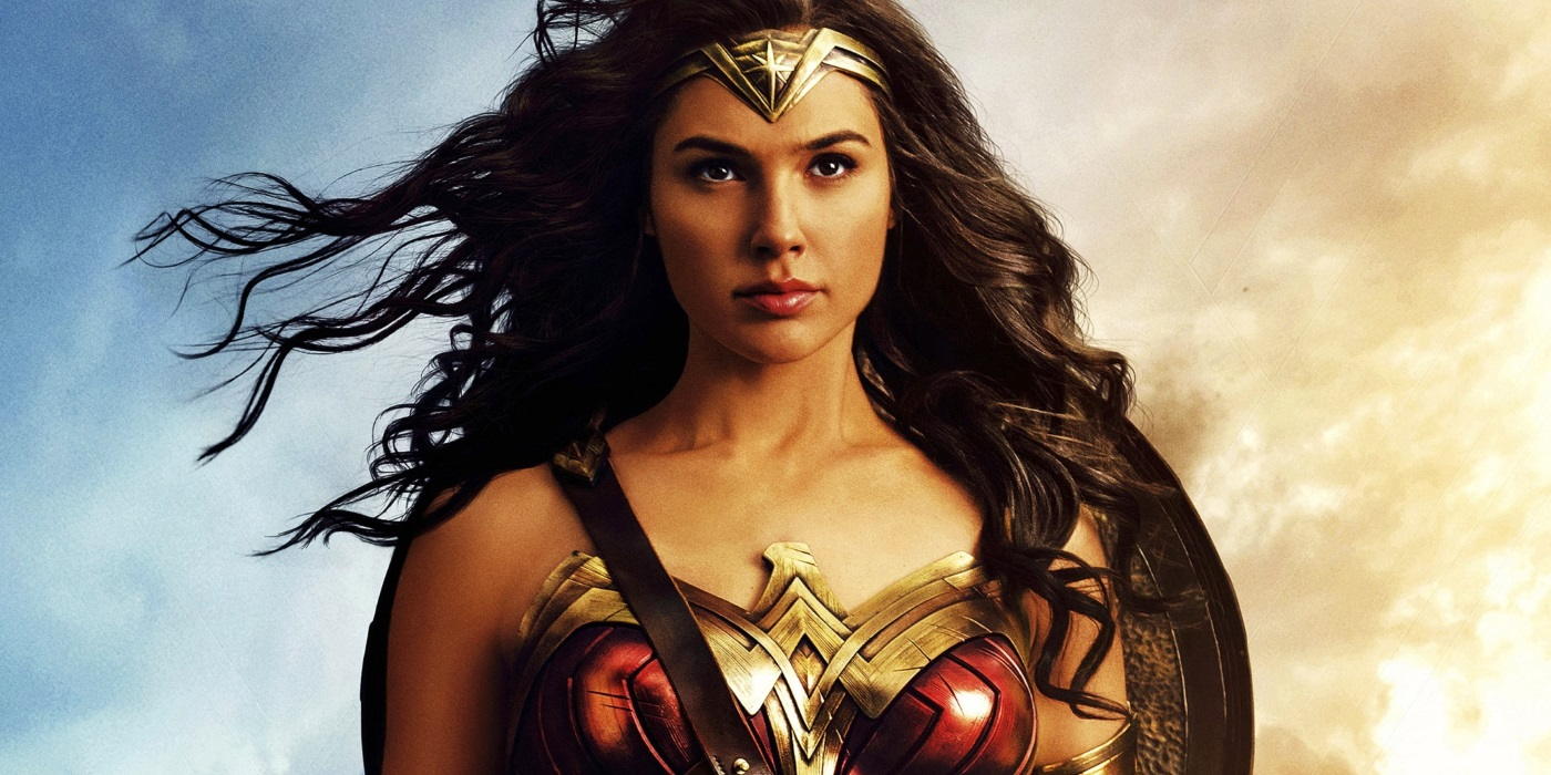 Wonder Woman at the White City Regional Library