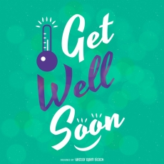 Get well soon - Deputy Mayor Slack