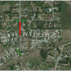 *Update* Road Closure - Thursday February 6 - Saturday February 8, 2020