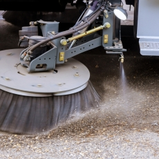 Street Sweeping Begins Monday April 12, 2021