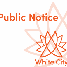 Public Notice - Special Council Meeting