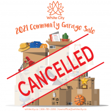 Community Garage Sale & Pancake Breakfast Cancelled