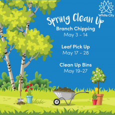 Spring Clean Up Dates