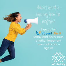 Sign up for Voyent Alert! Today!