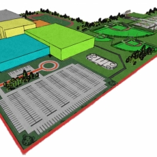 Exciting News! White City Multi-Use Recreation Facility