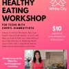 Healthy Eating Workshop for Teens