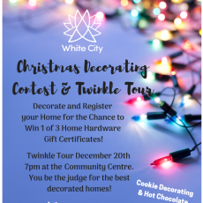 White City Twinkle Tour - Bus Registration