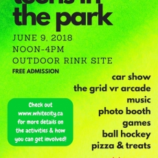Register Now for the Teens in the Park Car Show