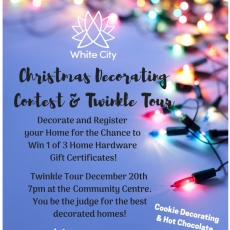White City Twinkle Tour - Please Volunteer