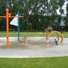 Splash Park on Lipsett Street Closed - Monday August 13 to Tuesday August 14