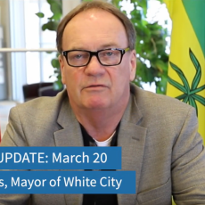 March 20, 2020 - COVID-19 Message from Mayor Evans