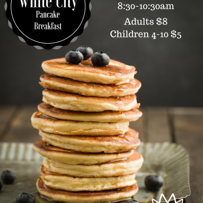 Pancake Breakfast - May 4