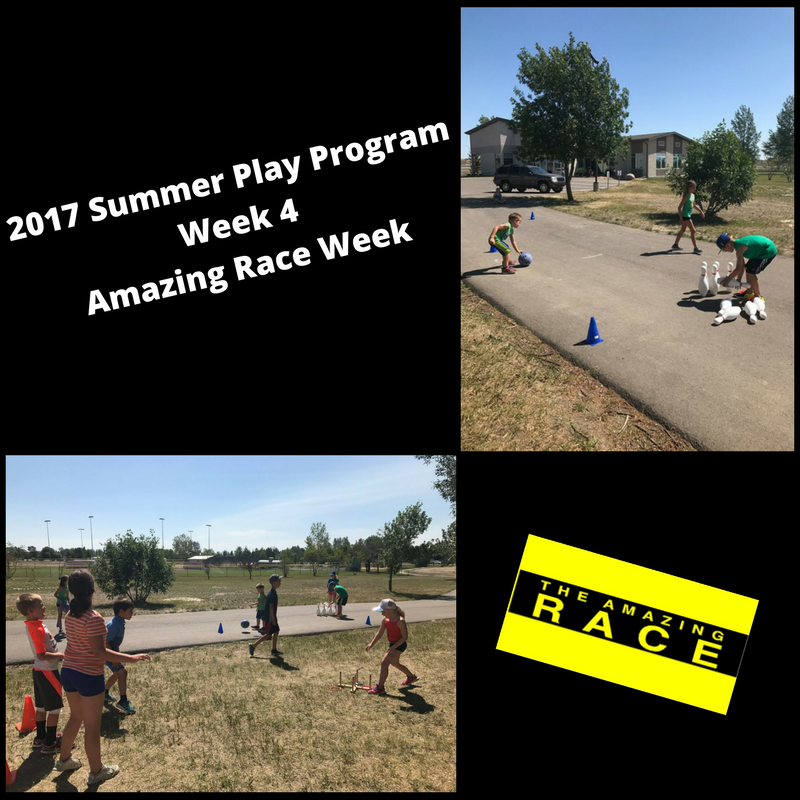 Summer Play Program